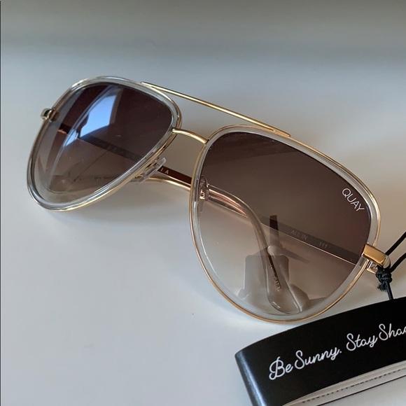 Quay Australia All In sunglasses